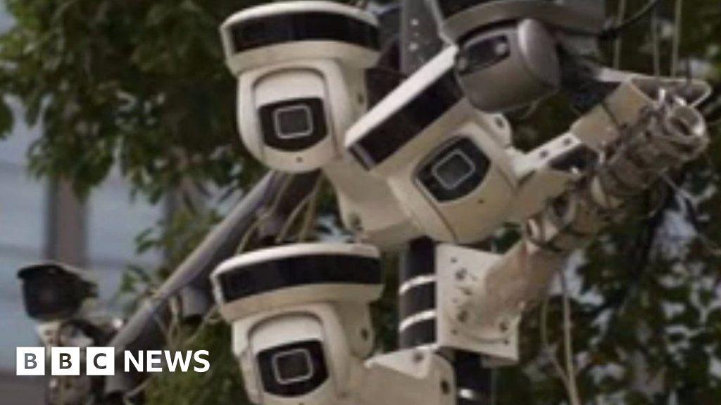 Inside China's surveillance state