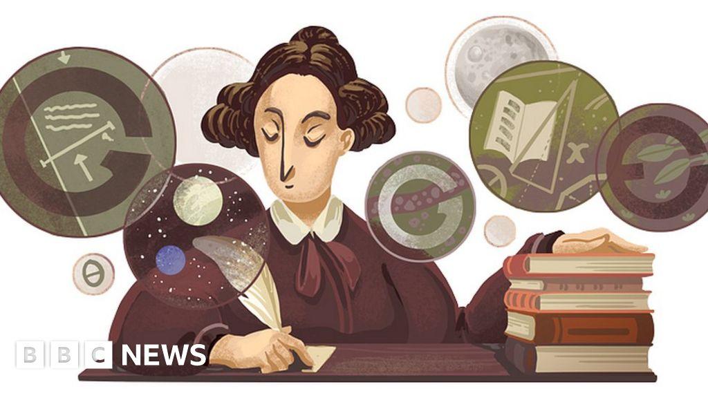 Google Doodle celebrates scientist Mary Somerville