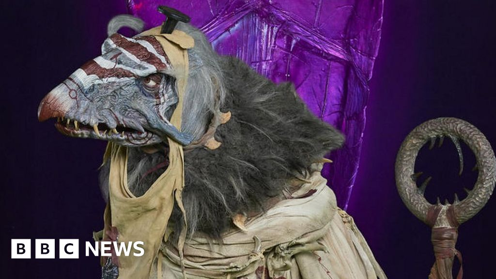 Netflix s The Dark Crystal prequel: What you need to know