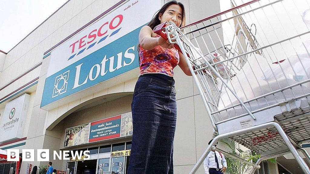 Tesco considers sale of Asian operation after bid interest
