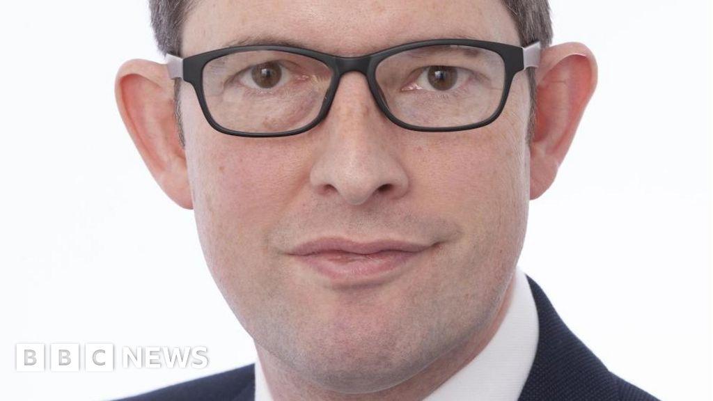 MI5: Ken McCallum as the new chief