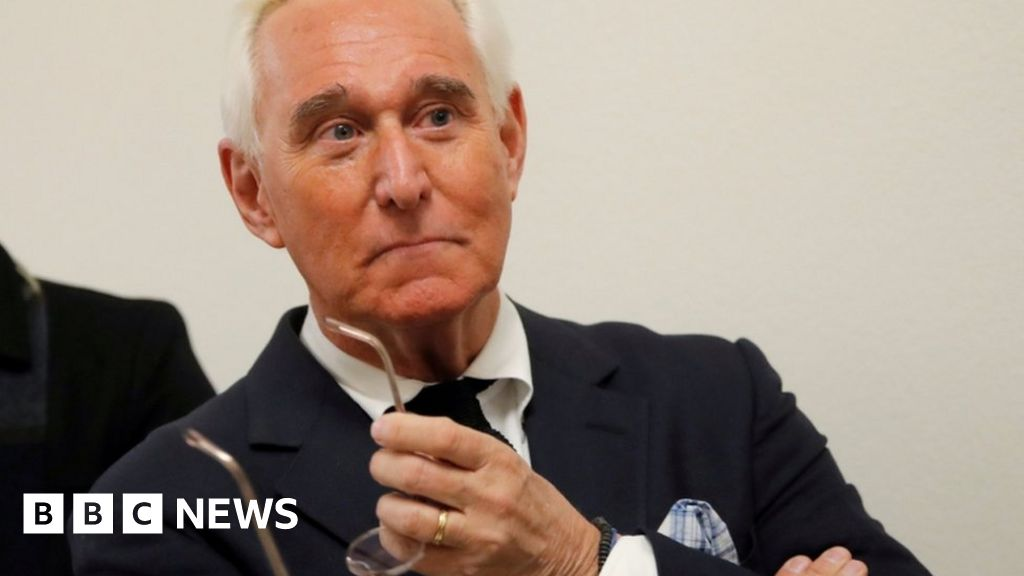 Roger Stone sorry for judge crosshair post
