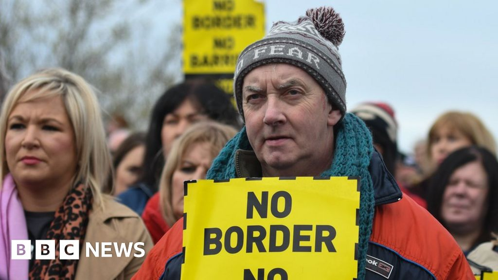 Will there be checks between GB and NI?