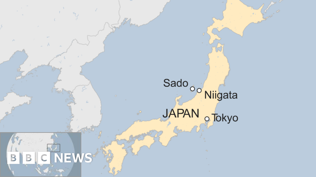 Dozens hurt as Japan ferry 'hits whale' thumbnail