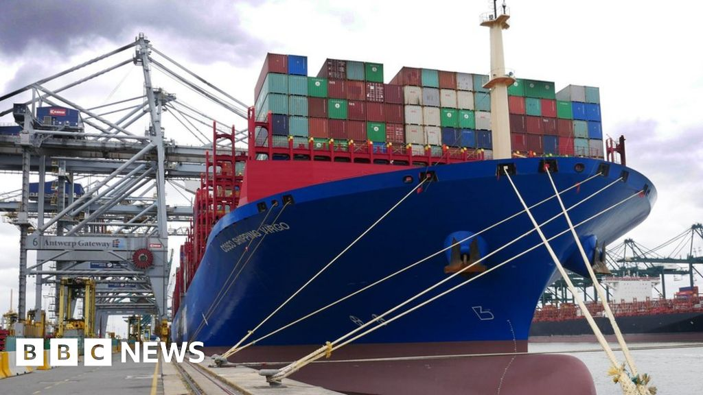 Chinese shipping firm infected by ransomware