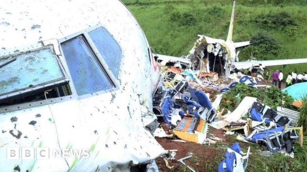 Kerala plane crash: 'Black boxes' from Air India jet found 62