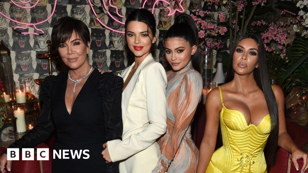 Beauty ads banned over  misleading  Kardashian link