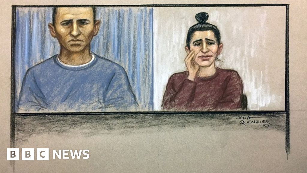Couple admit burning French nanny's body