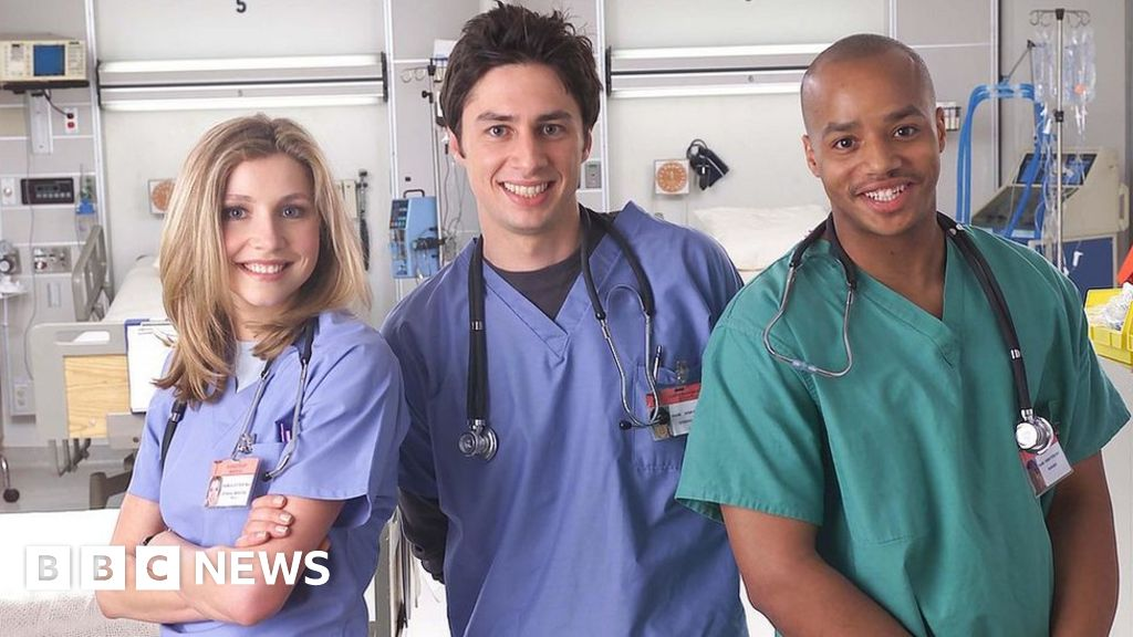 Scrubs: A sitcom that's actually aged well?