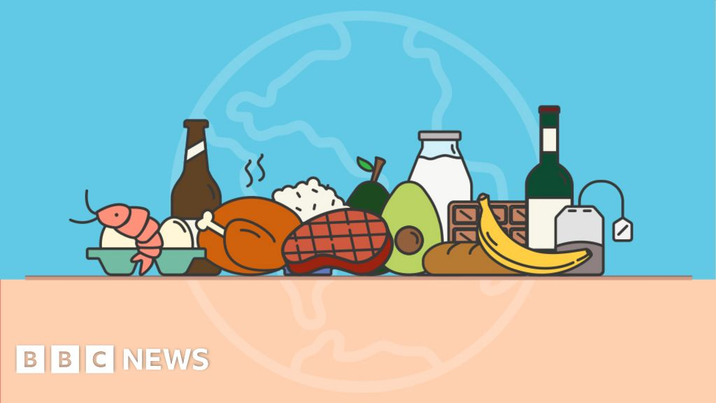 Climate change food calculator: What s your diet s carbon footprint?
