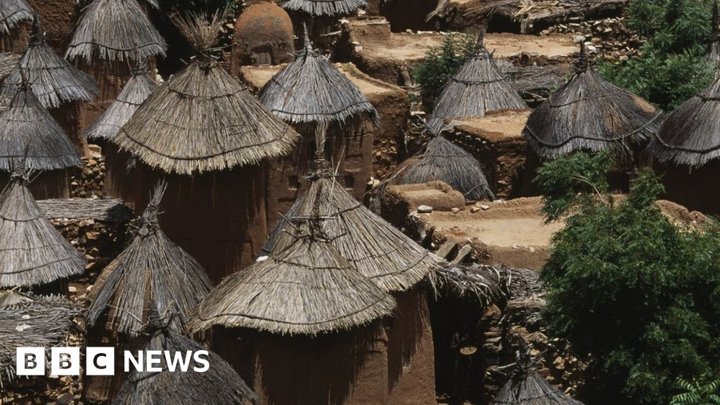 Attack on Mali village 'kills 100'