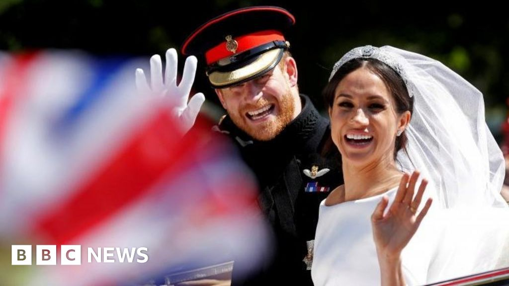 Royal wedding and hot weather boost retail sales