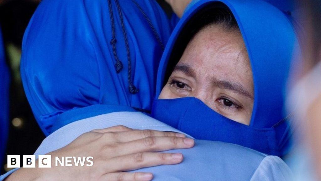 Indonesia calls off salvage bid for KRI Nanggala submarine