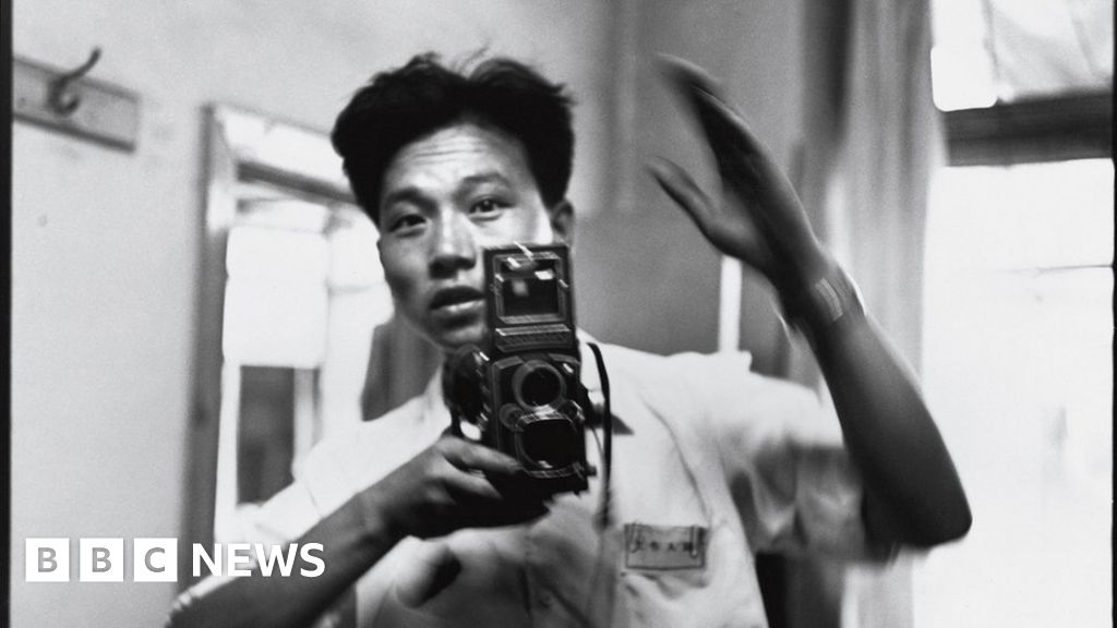 The man who documented China's cultural revolution