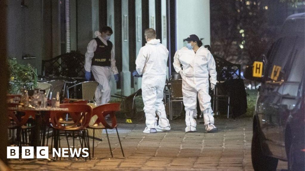 Vienna shooting: Austria hunts suspects after 'Islamist terror' attack