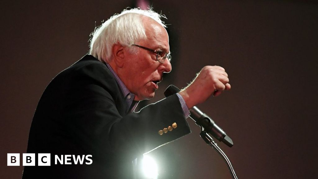 Bernie Sanders runs for president again