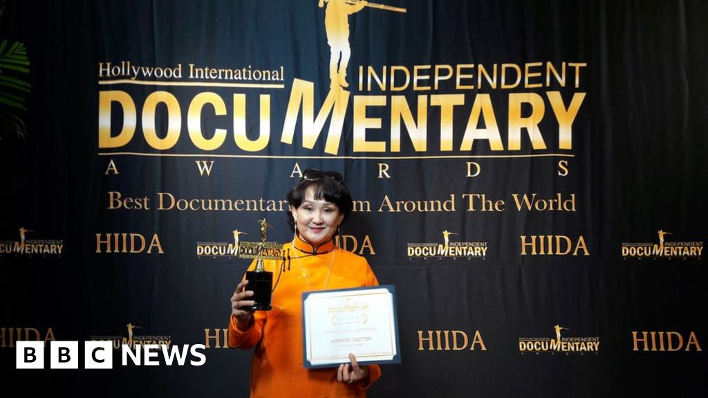 Graduate 'delighted' at Hollywood win