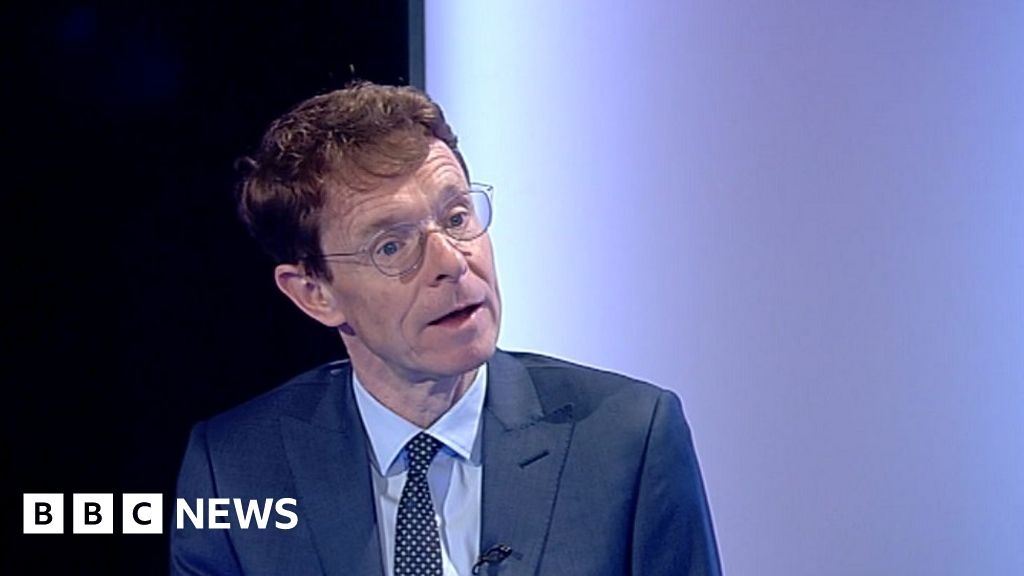 Elections 2021: Andy Street makes job creation top priority