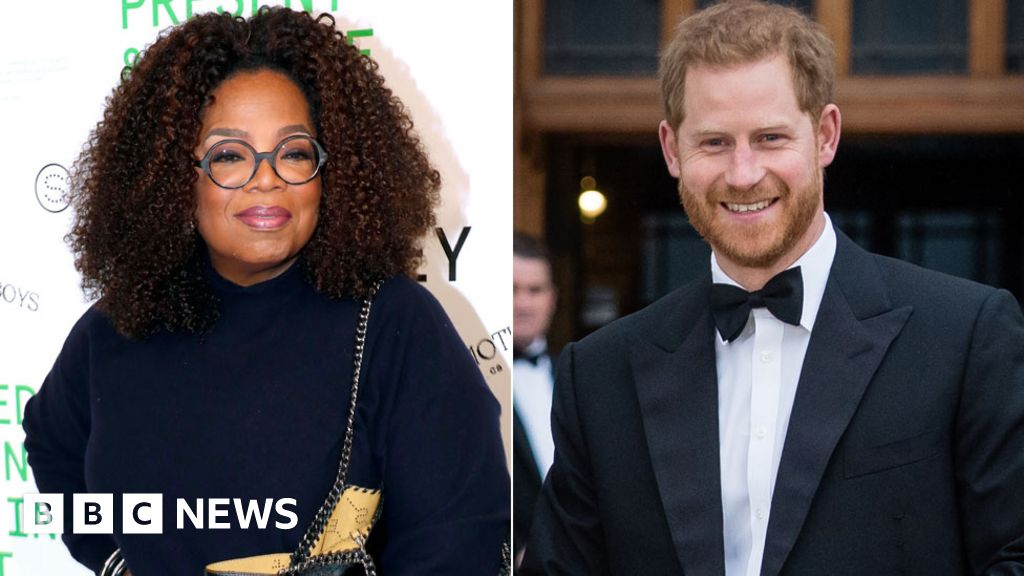 Why are Prince Harry and Oprah teaming up?