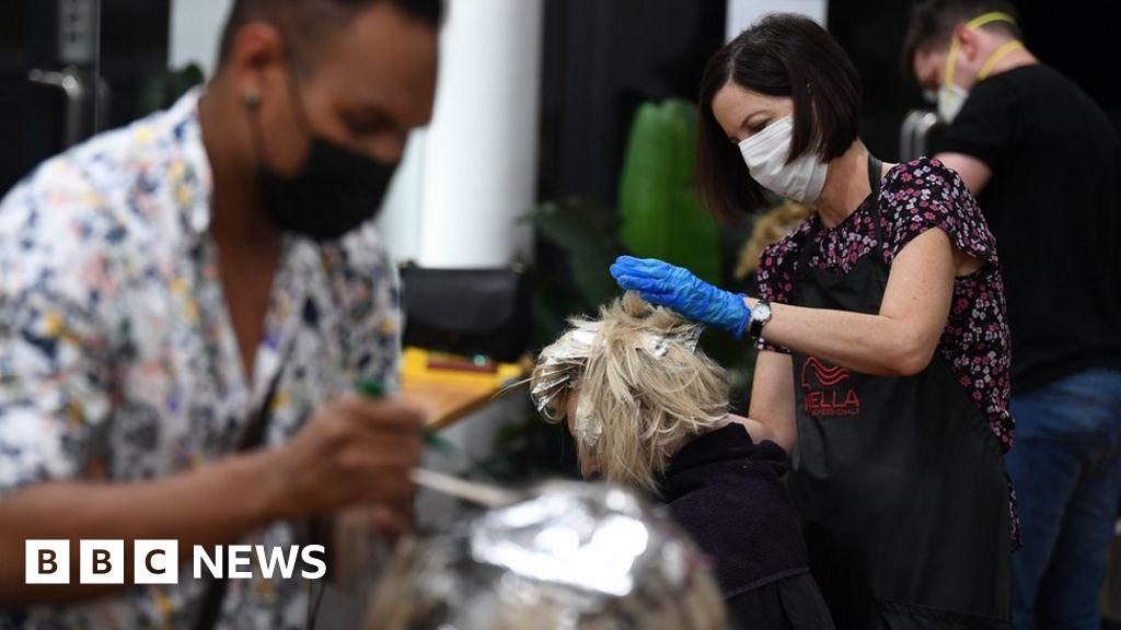 Coronavirus: Australia reverses 30 minute hair appointment rule