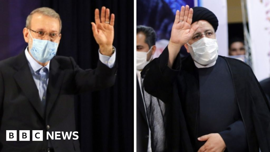 Leading conservatives Raisi and Larijani are entering Iran's presidential race