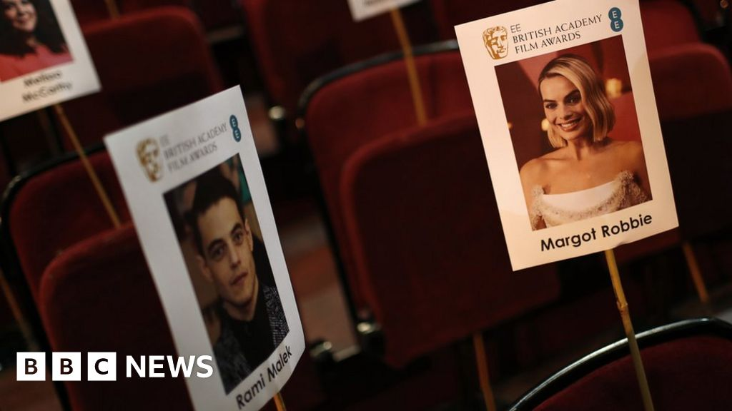 Baftas 2019: Stars descend on London for ceremony