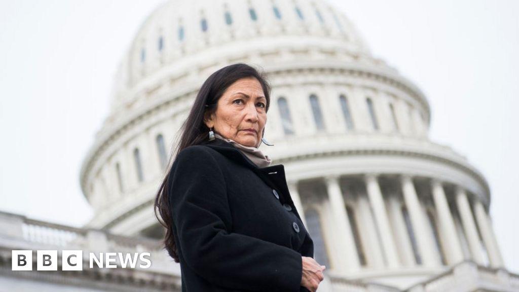 Deb Haaland: America's first Native cabinet secretary