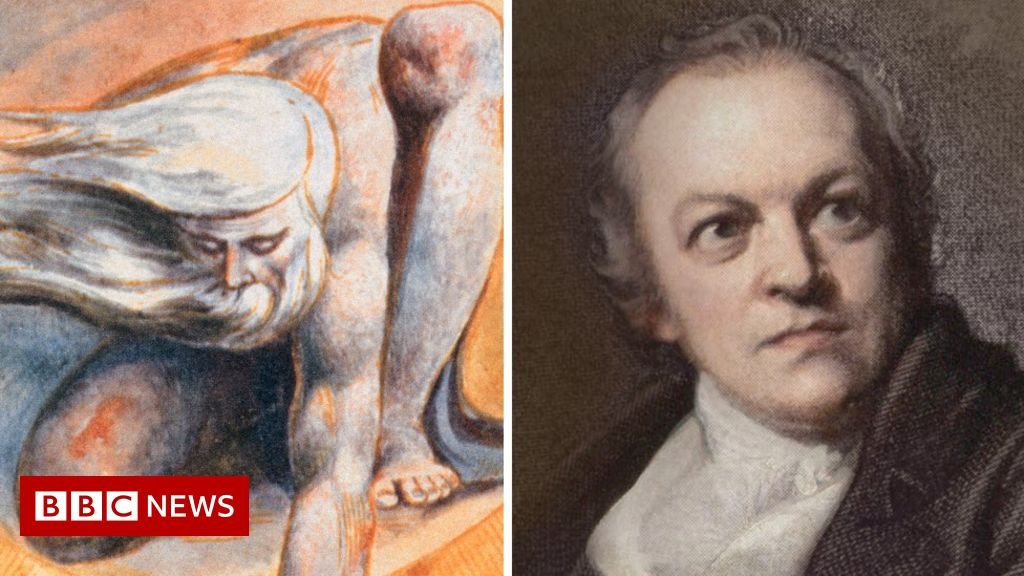 William Blake: Biography offers glimpse into artist and poet's visionary mind