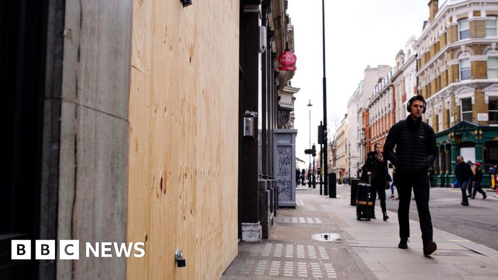 To save the Kingdom of the crisis in High streets