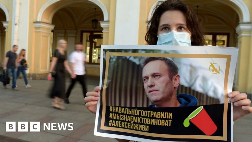 Alexei Navalny has 'bank accounts frozen and flat seized'
