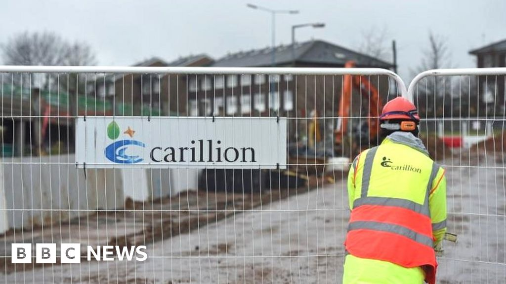 Carillion: Regulator was warned over pensions deficit