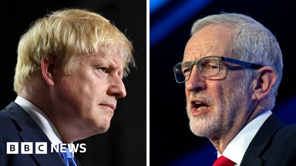 Boris Johnson and Jeremy Corbyn to face off in live BBC debate