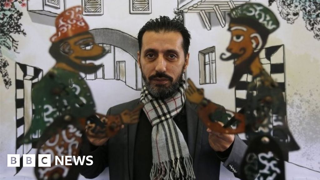 Ancient city's last puppeteer gets lifeline