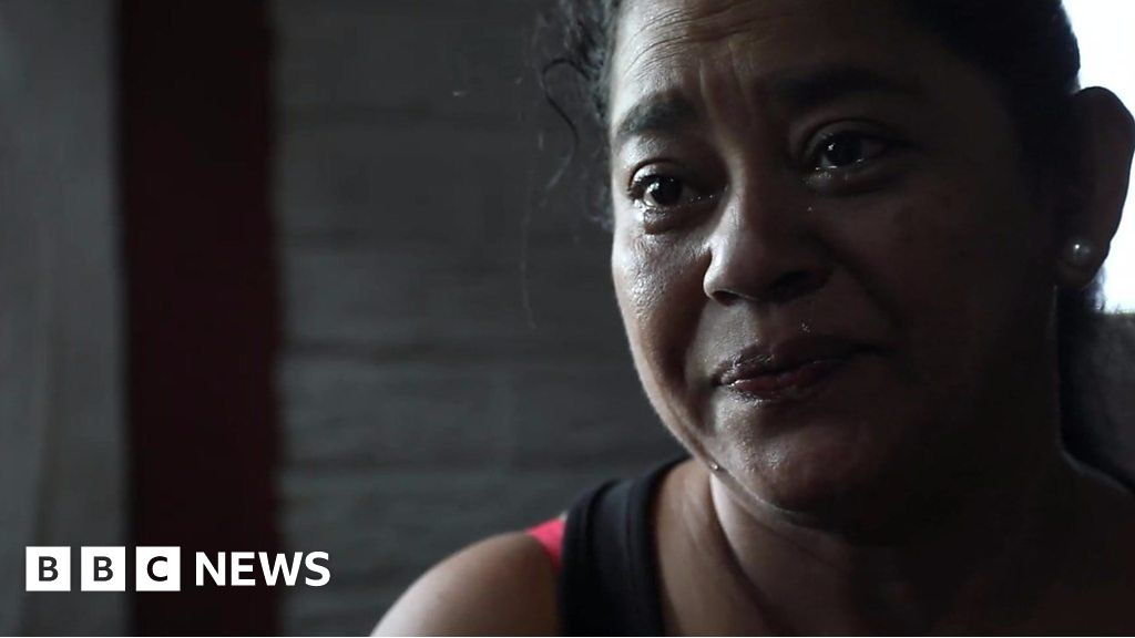 'I knew it was the last time I would see my son'