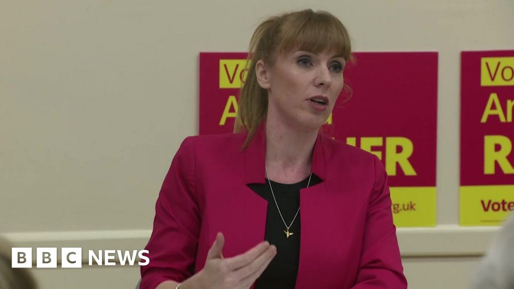 Angela Rayner will stand in the labour Deputy leadership race