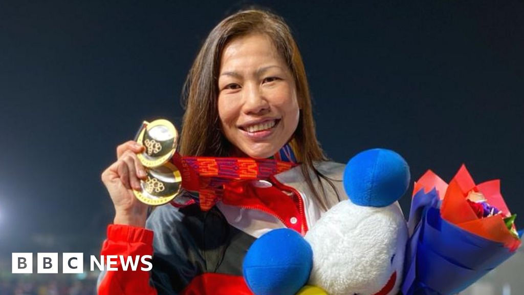 Athlete finally wins gold - 38 years after debut thumbnail