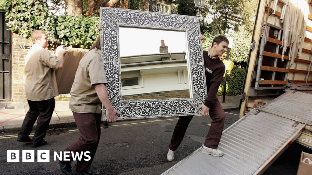 First fall in home-movers for five years, Lloyds says ...