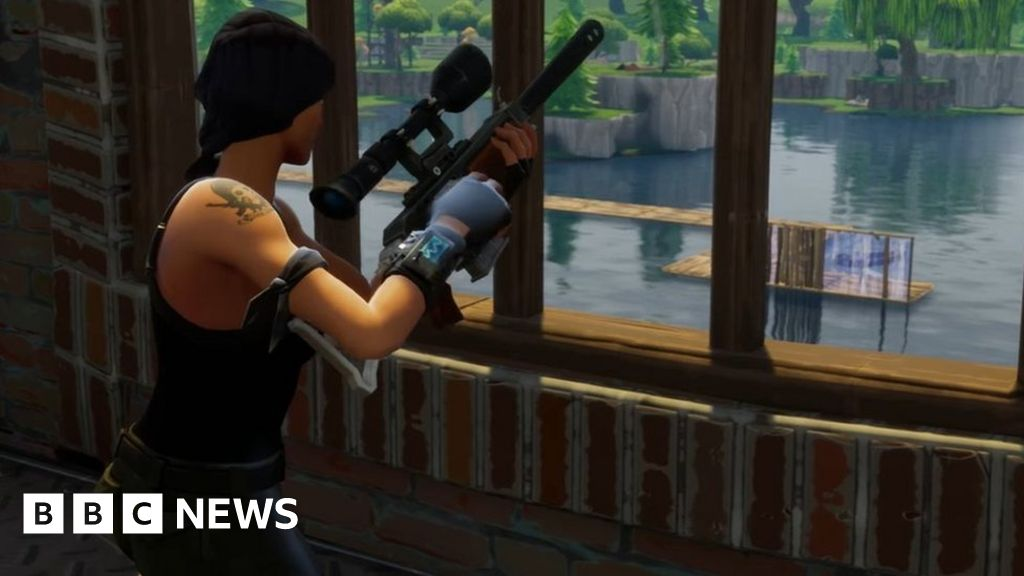 Fortnite Players Warned Over Hack Attacks Bbc News