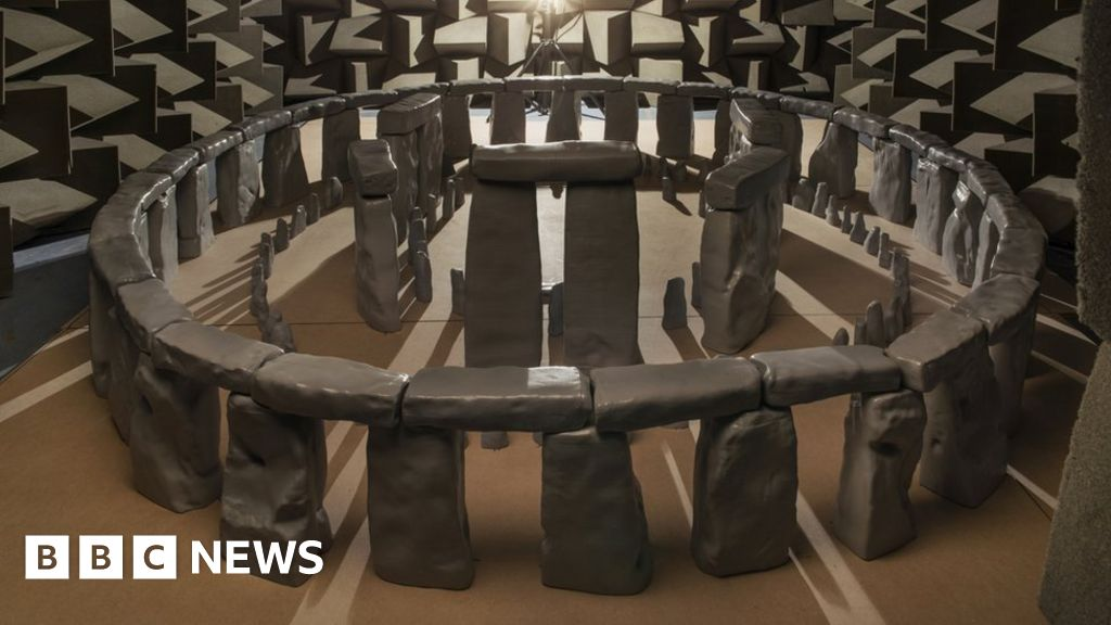 Mini model reveals sound of Stonehenge