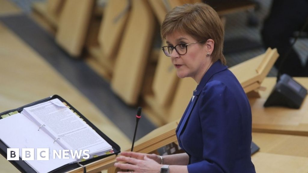 Coronavirus: Nicola Sturgeon  optimistic  about the slowdown in lockdown rules