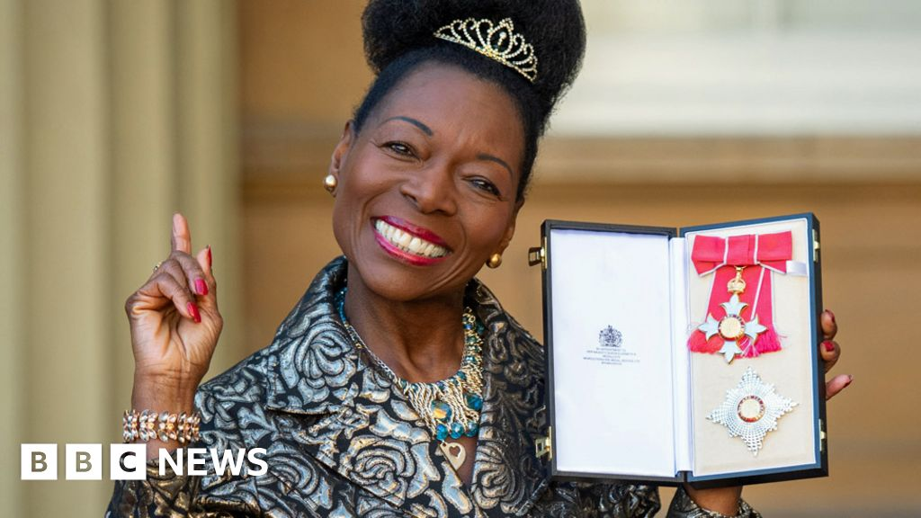 Dame Floella Benjamin's youth to become 'uplifting' stage musical