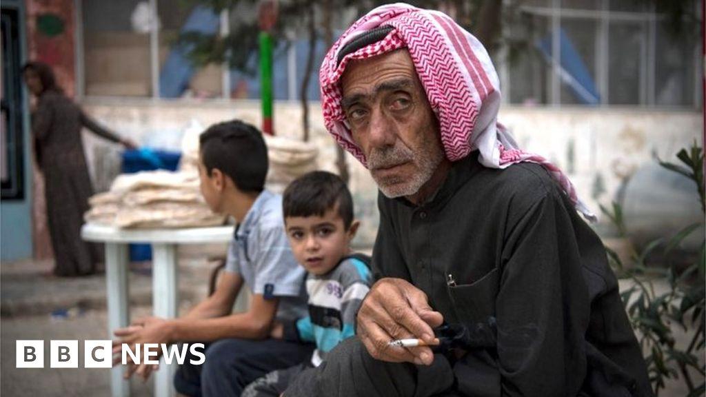 Syrian Kurds: 'The world has closed its eyes on us' thumbnail
