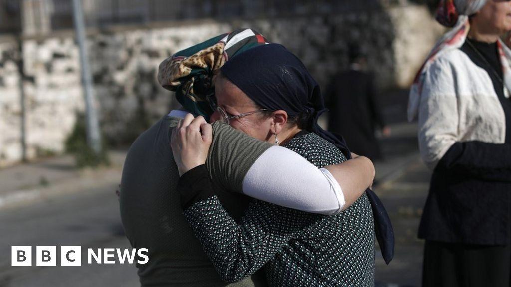 Israel crush: British man named among victims