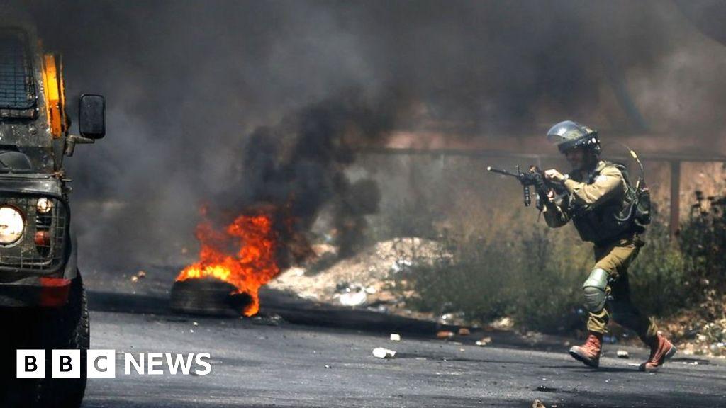 Israel Gaza Violence: The U.S. envoy has arrived for talks to dismantle the escalation