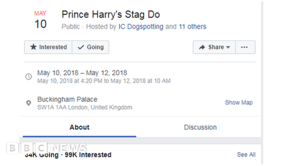 University students organise 'Prince Harry's stag do' - BBC News