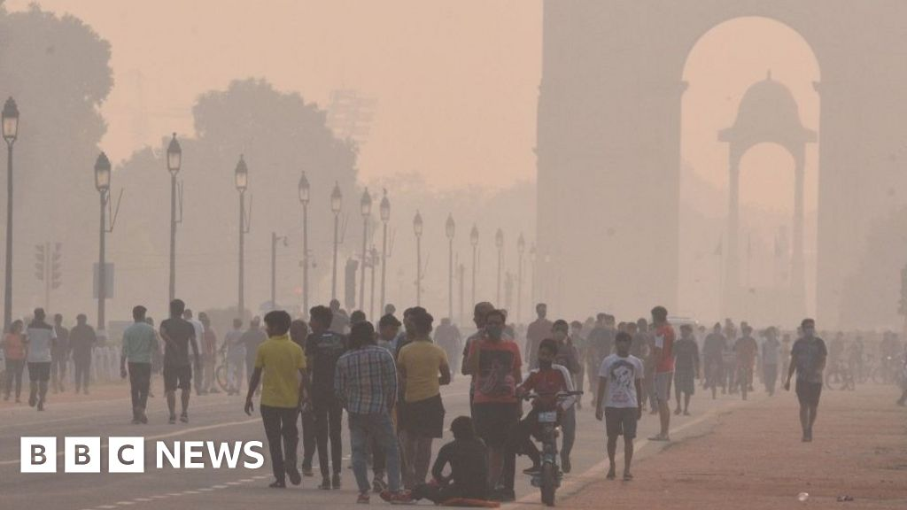 US President Donald Trump at debate: Look at India. The air is filthy