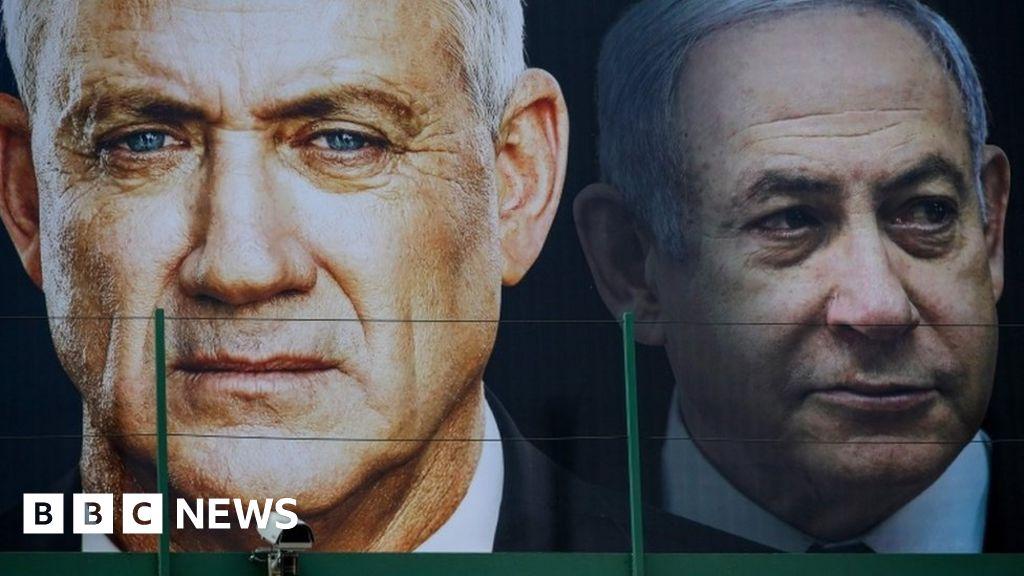 Israel election: Netanyahu rival Gantz 'agrees emergency unity government'