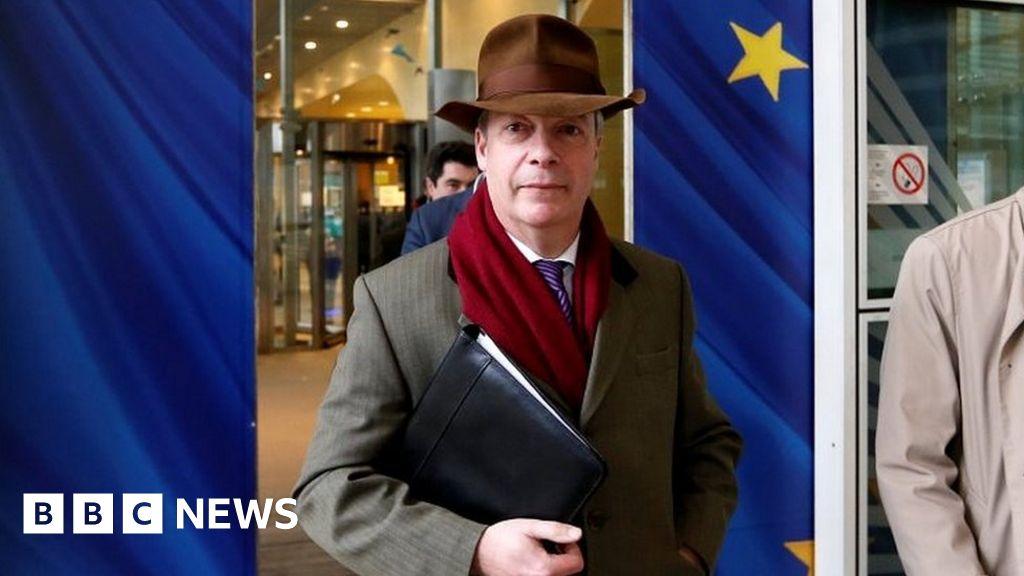 Farage warming to second EU referendum