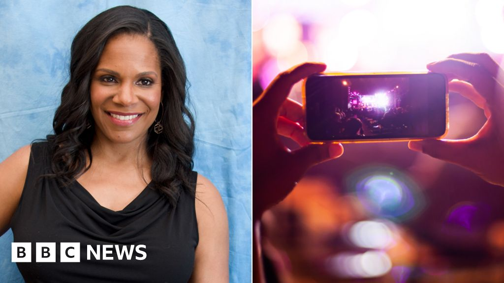 Audra McDonald calls out theatre goer for photographing nude ...