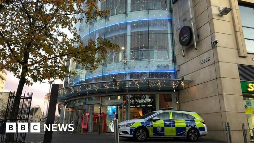 Cineworld stabbing: Two arrested over Nottingham attack